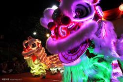 إحتفالات بمناسبة حلول العام الصيني الجديد / صور