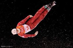 وێنهی سهرهنجڕاکێش له ئۆلهمپیکی زستانی پیۆنگ چانگ