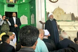 Pres. Rouhani stresses need for unity among Muslims