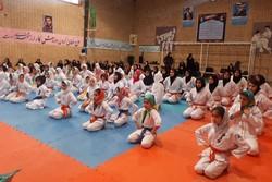 مسابقات کاراته - کراپشده