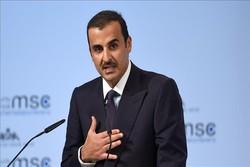 أمير قطر: الشرق الأوسط على حافة الهاوية