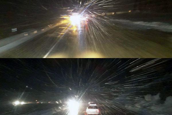 2718944 - برف و باران در کشور / وضعیت جاده های کشور