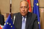 سامح شکری: قاهره مخالف راهکار نظامی برای بحران سوریه است