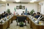 نشست وزیر ارتباطات و شورای عالی جامعه مدرسین با موضوع فضای مجازی