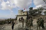 نیروهای ترکیه عفرین