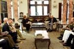 دیدار وزیر دفاع استرالیا با «اشرف غنی»؛ تاکید بر همکاری نظامی