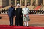 Tehran, Delhi emphasize developing bilateral relations