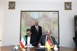 التوقيع على وثيقة تعاون بين ايران والمانيا حول السلامة النووية