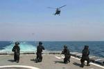 چهارمین رزمایش دریایی پاکستان و عربستان پایان یافت