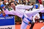 کاراته کاهای ایران برای کسب هشت مدال مبارزه می کنند