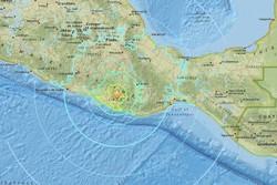 زمین لرزه در مکزیک