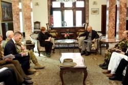 اشرف غنی، وزیر دفاع استرالیا