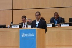WHO appoints Iran health min. as commissioner on NCDs