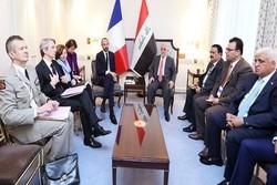 العبادی بر ادامه نبرد با داعش در عراق تاکید کرد