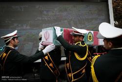 هجوم دیوانه وار با اتوبوس به صف ماموران عامل شهادت ۳ پلیس/ اسامی شهدا