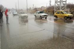 آبگرفتگی - بارش باران