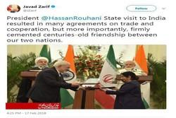 الزيارة إلى الهند وطدت قرون من الصداقة بين البلدين
