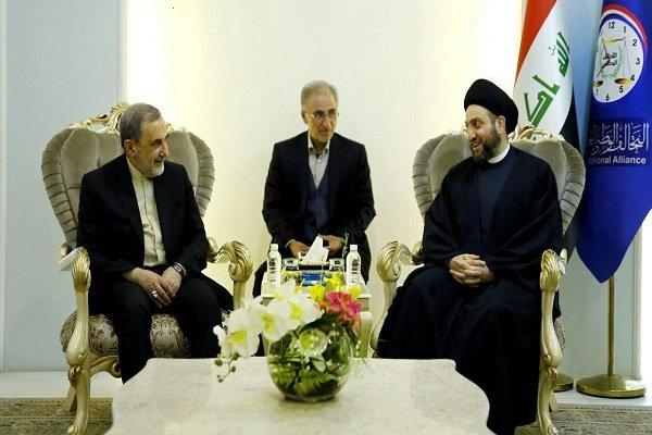 عمار الحكيم: إيران كانتْ لها وقفةً حقيقيةً مع العراقِ في حربهِ ضدَّ الإرهاب