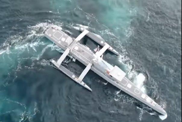 کشتی خودران ۹۰ روز بدون خدمه سفر می کند