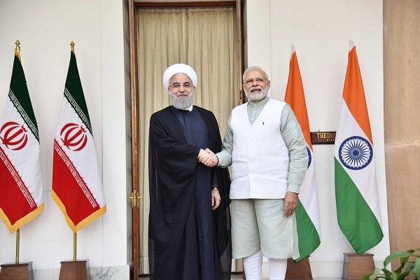 ایران اور ہندوستان کے باہمی تعلقات کسی اور ملک کے لئے خطرے اور نقصان کا باعث نہیں ہیں