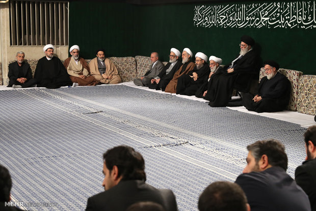 1st day of Fatemieh mourning