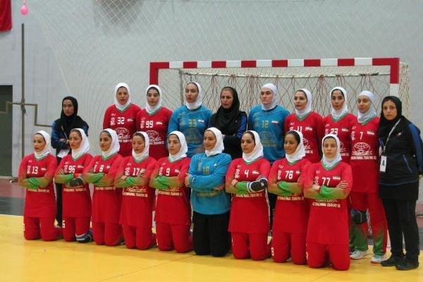 Iran come first at West Asian Women's Handball Championship