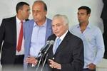 دولت برزیل وزارت «امنیت ملی» ایجاد می کند
