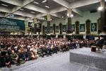مردم استان آذربایجان شرقی با رهبر انقلاب دیدار کردند