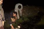 آلودگی رودخانه «کشکان» در پلدختر به دلیل واژگونی تانکر نفتکش