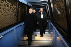 Zarif arrives in Munich