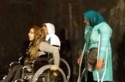 تئاتر معلولین فسا