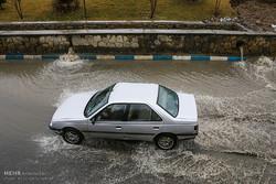 بارش سنگین و مداوم باران در کرمانشاه/پیش بینی ۱۱۰ میلیمتر بارش