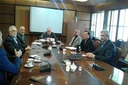جلسه محمد سلطانی فر با مسئولان روابط عمومی