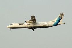 تحطم طائرة ركاب ايرانية في محافظة اصفهان