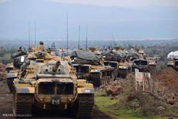 حضور نیروهای تحت حمایت ترکیه در سوریه