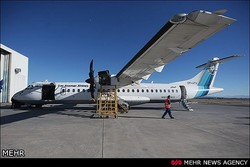 Aseman Airlines resumes ATR72 operations