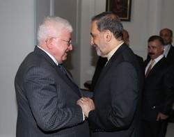Tehran's role in Iraq reassuring: Fuad Masum