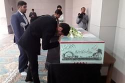 انتشار شمیم شهادت در حوزه هنری فارس