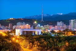 Permanent expo of Iranian products to be inaugurated in Almaty