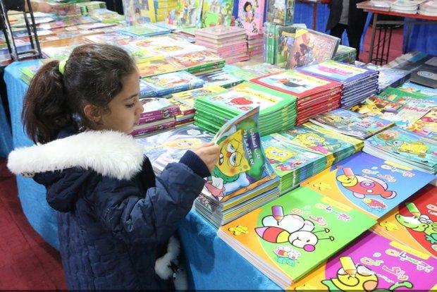 نمایشگاه کتاب خوزستان آغاز به کار کرد