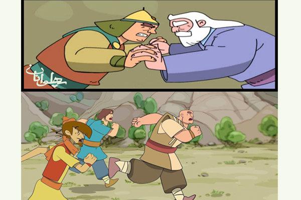 پخش سری جدید انیمیشن «پهلوانان» در نوروز ۹۷