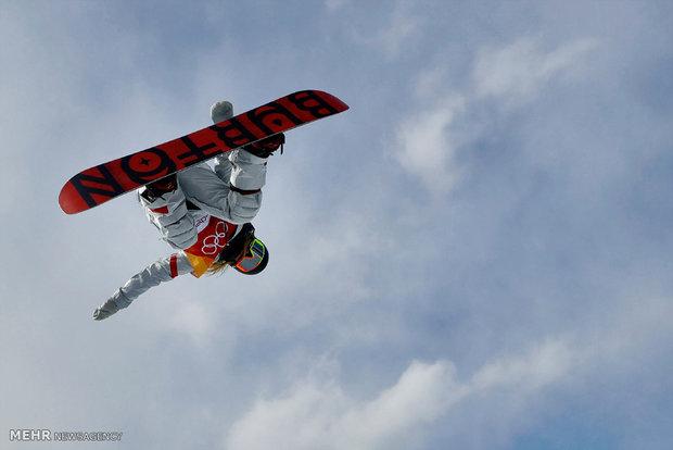 ورزشکاران میان زمین و آسمان
