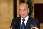 بري يهنئ قاليباف بانتخابه رئيساً للبرلمان الإيراني