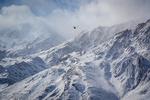 فلم/ ایرانی مسافر بردار طیارے کو حادثہ پیش آنے والی جگہ