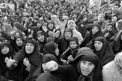 للنساء دور كبير وتأثير محوري في الثورة الإسلامية