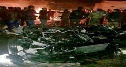 5 killed, 7 injured in terrorist explosion in Qamishli