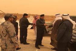 گذرگاه مرزی عرعر میان عربستان و عراق ۱۵ اکتبر بازگشایی می شود
