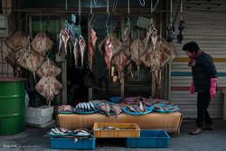 بازار سنتی شهر پیونگ چانگ