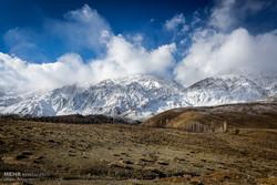 وزش باد در دنا شدت می گیرد/ بارشها در ارتفاعات به صورت برف است