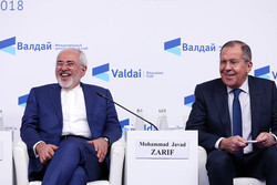 Zarif invites Russia to play more in Middle East